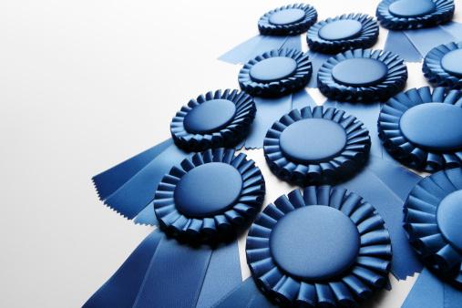 Award「Blue Ribbons」:スマホ壁紙(4)