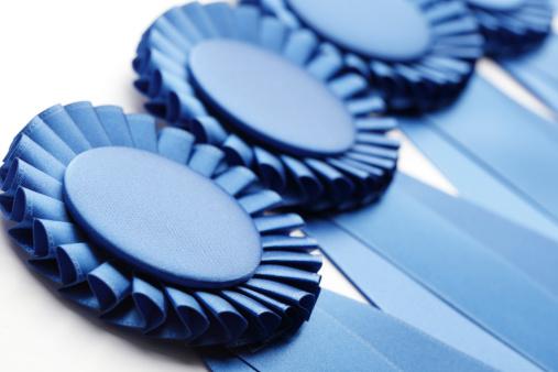 Success「Blue Ribbons」:スマホ壁紙(16)