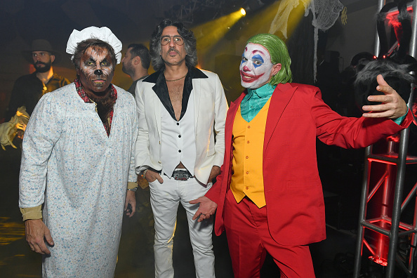 Jamie McCarthy「Heidi Klum's 20th Annual Halloween Party Presented By Amazon Prime Video And SVEDKA Vodka At Cathédrale New York - Inside」:写真・画像(12)[壁紙.com]