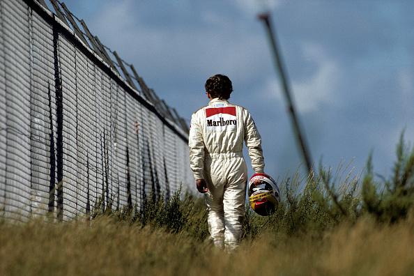 Grand Prix Motor Racing「Pierluigi Martini, Grand Prix Of The Netherlands」:写真・画像(13)[壁紙.com]