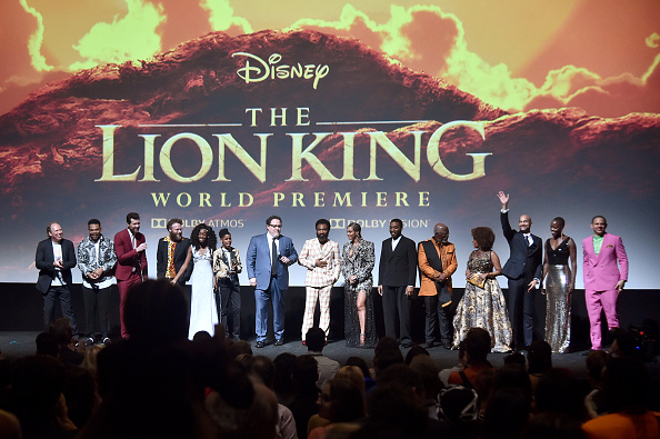 "Premiere Event「The World Premiere Of Disney's ""THE LION KING""」:写真・画像(0)[壁紙.com]"
