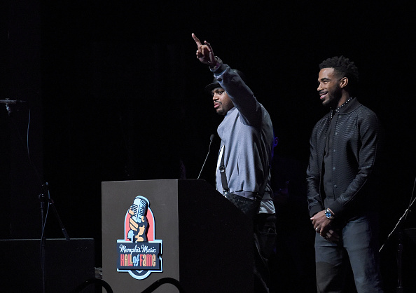 Mike Conley Jr「2015 Memphis Music Hall Of Fame Induction Ceremony」:写真・画像(9)[壁紙.com]