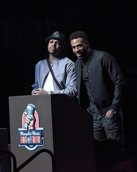 Mike Conley Jr「2015 Memphis Music Hall Of Fame Induction Ceremony」:写真・画像(7)[壁紙.com]