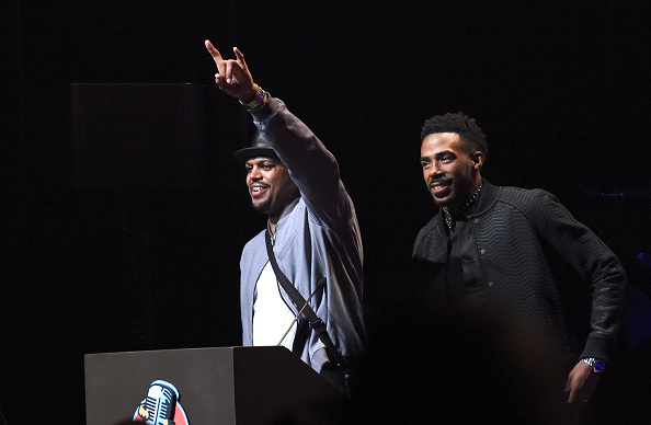 Mike Conley Jr「2015 Memphis Music Hall Of Fame Induction Ceremony」:写真・画像(8)[壁紙.com]