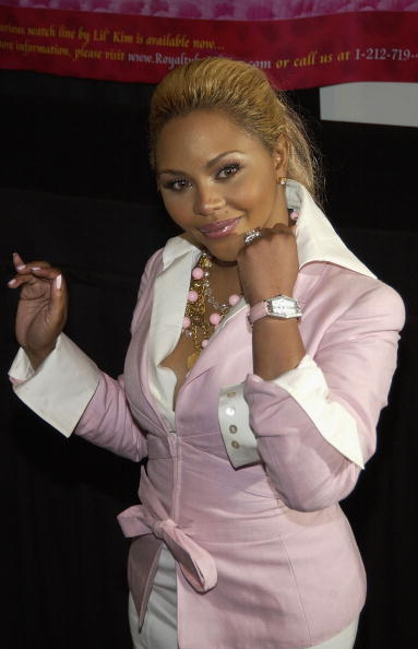 Responsibility「Lil' Kim Press Conference Announcing Foundation And Website」:写真・画像(12)[壁紙.com]