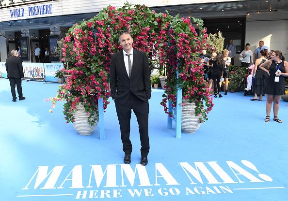 Ol Parker「Mamma Mia! Here We Go Again World Premiere」:写真・画像(13)[壁紙.com]