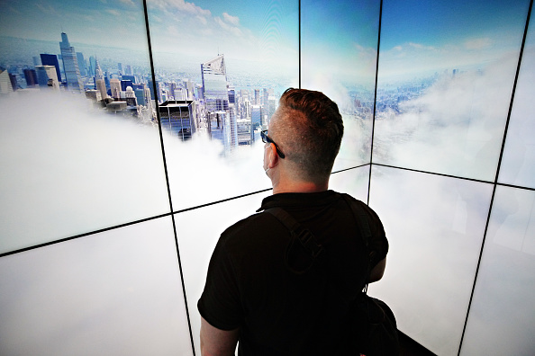 At The Edge Of「Hudson Yard's Observation Deck The Edge Reopens To The Public」:写真・画像(5)[壁紙.com]