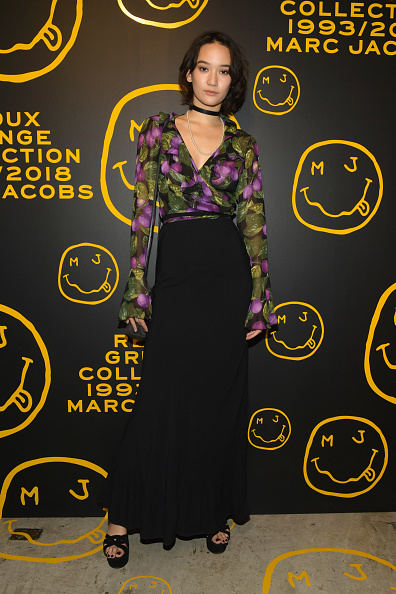 Skirt「Marc Jacobs, Sofia Coppola & Katie Grand Celebrate The Marc Jacobs Redux Grunge Collection And The Opening Of Marc Jacobs Madison」:写真・画像(2)[壁紙.com]