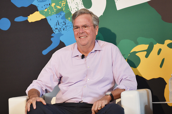 Jeb Bush「OZY FEST 2017 Presented By OZY.com」:写真・画像(16)[壁紙.com]