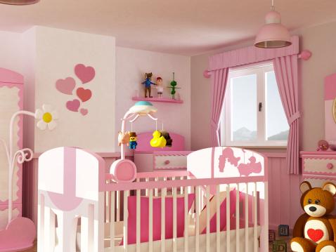 Rainbow「Baby's room」:スマホ壁紙(5)