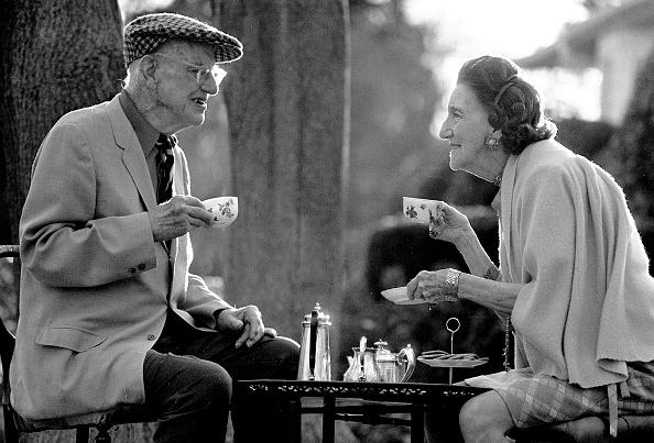 Senior Couple「P. G. Wodehouse」:写真・画像(3)[壁紙.com]