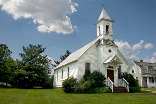 God「Rural Church in Wisconsin」:スマホ壁紙(0)