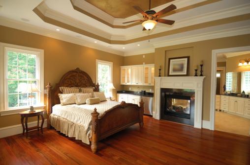 Ceiling Fan「Luxury Master Bedroom」:スマホ壁紙(4)