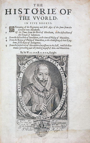 Engraving「Title Page From The Historie Of The World By Sir Walter Raleigh 17th Century」:写真・画像(12)[壁紙.com]