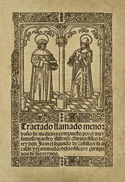 16世紀のスタイル「Four Early Spanish Medical Works」:写真・画像(11)[壁紙.com]
