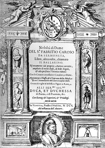 17th Century「Title page of the book Nobiltˆ Di Dame」:写真・画像(7)[壁紙.com]