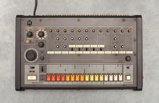 Snare Drum「Retro drum computer」:スマホ壁紙(12)