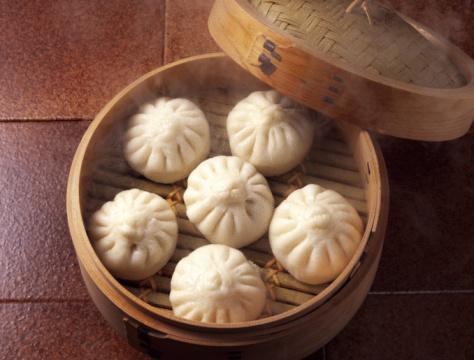 Chinese Steamed Bun「Chinese steamed bun 」:スマホ壁紙(9)