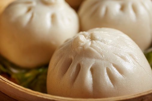 Chinese Steamed Bun「Chinese steamed bread」:スマホ壁紙(6)