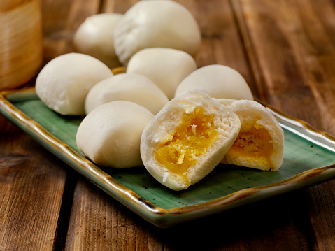 Chinese Steamed Bun「Chinese Steamed Buns」:スマホ壁紙(11)