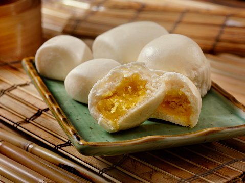 Chinese Steamed Bun「Chinese Steamed Buns」:スマホ壁紙(10)