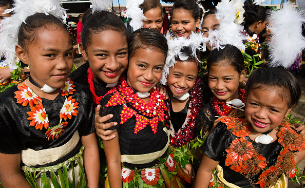 Tonga「Tonga Prepares For Coronation Of King Tupou VI」:写真・画像(18)[壁紙.com]