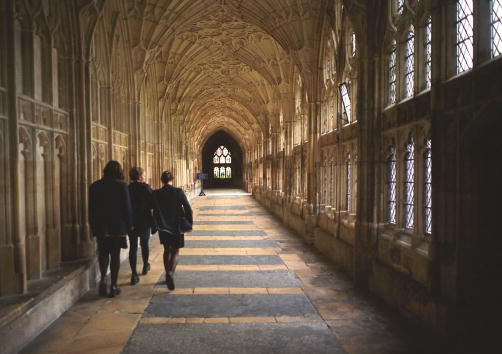 Catholicism「Gloucester Cathedral Features in Harry Potter Movies」:写真・画像(11)[壁紙.com]