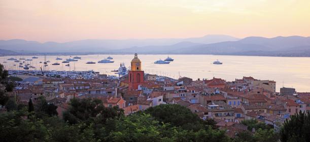 St「Cote d'Azur, St-Tropez, France」:スマホ壁紙(5)