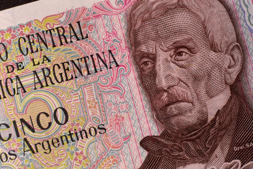 General - Military Rank「Argentinean bank note」:スマホ壁紙(19)