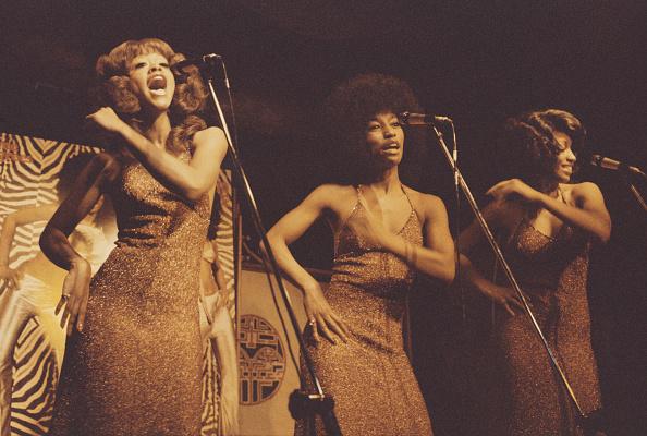 女性歌手「The Three Degrees In London」:写真・画像(0)[壁紙.com]