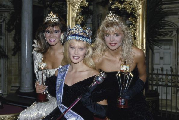 Only Women「Miss World 1987」:写真・画像(16)[壁紙.com]