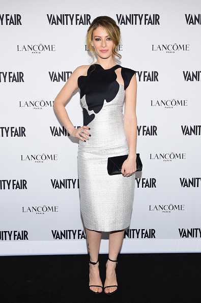 Ankle Strap Shoe「Vanity Fair And Lancome Toast To The Hollywood Issue」:写真・画像(0)[壁紙.com]