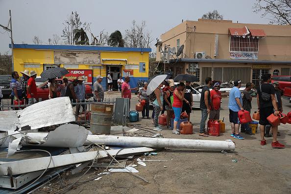 Damaged「Puerto Rico Faces Extensive Damage After Hurricane Maria」:写真・画像(4)[壁紙.com]