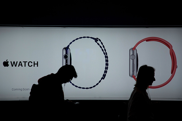 Apple Watch「Apple Watch Launched In Hong Kong」:写真・画像(7)[壁紙.com]
