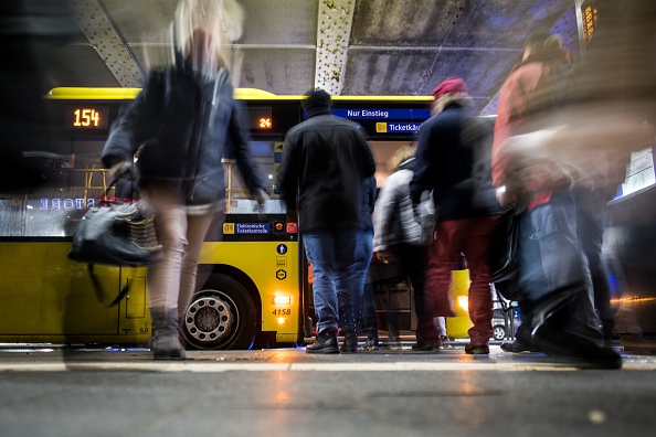 Bus「Germany To Experiment With Free Public Transport」:写真・画像(16)[壁紙.com]