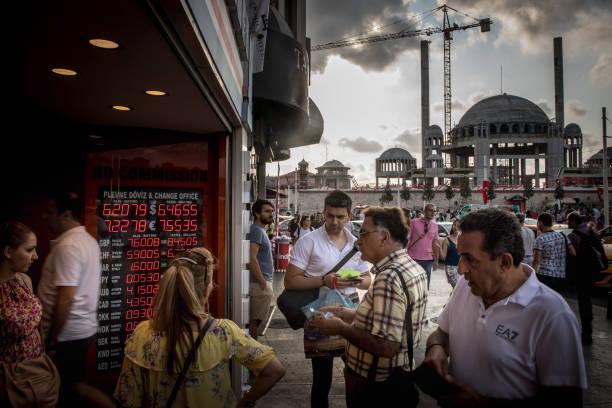 Lira Weakens As Turkey's Rift With U.S Continues:ニュース(壁紙.com)