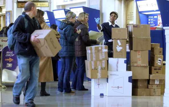 Holiday - Event「Postal Service Faces Busiest Day Of The Year Ahead Of Christmas Holiday」:写真・画像(15)[壁紙.com]