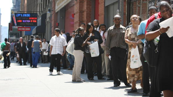 African Ethnicity「Job Fair Held In New York City」:写真・画像(18)[壁紙.com]