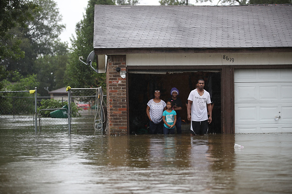 Underwater「Epic Flooding Inundates Houston After Hurricane Harvey」:写真・画像(19)[壁紙.com]