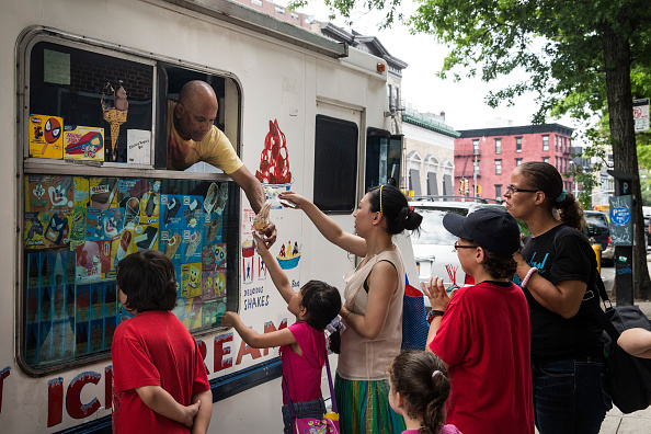 Sweet Food「Heat Wave Descends on New York City」:写真・画像(9)[壁紙.com]