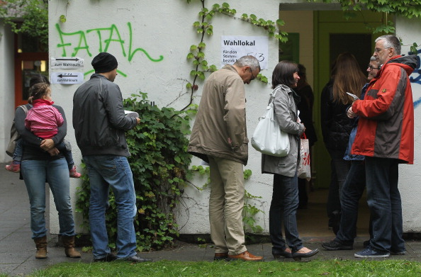 Waiting「Berlin Holds City Elections」:写真・画像(17)[壁紙.com]
