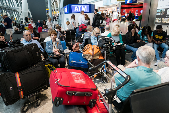 Waiting「Disruption Continues To British Airways Flights After IT Meltdown」:写真・画像(13)[壁紙.com]
