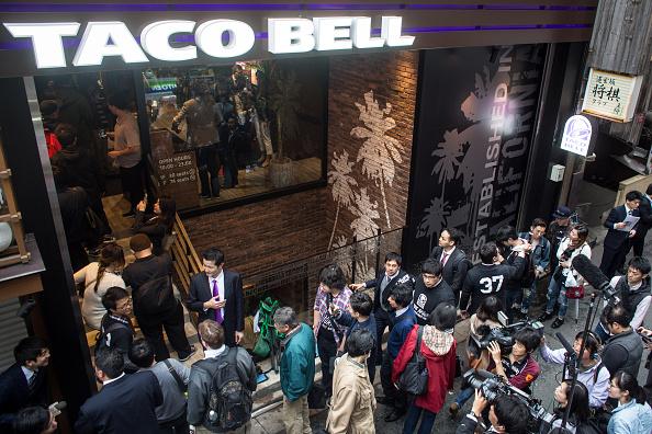Asia「Taco Bell Opens New Tokyo Store」:写真・画像(16)[壁紙.com]