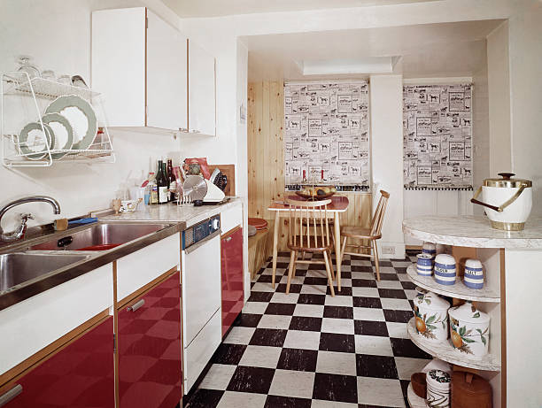1950s Kitchen:ニュース(壁紙.com)