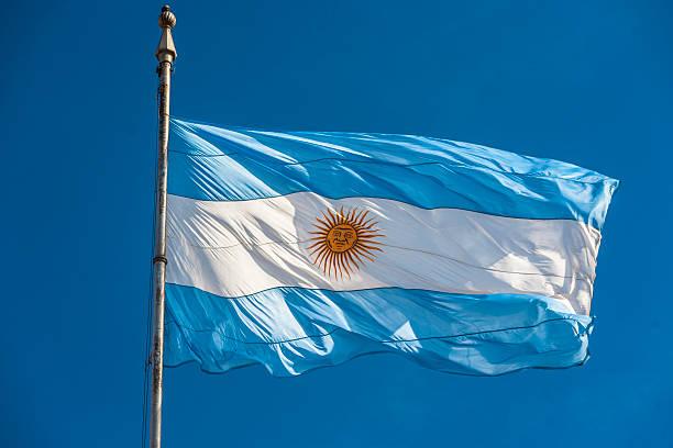 Argentinian flag:スマホ壁紙(壁紙.com)