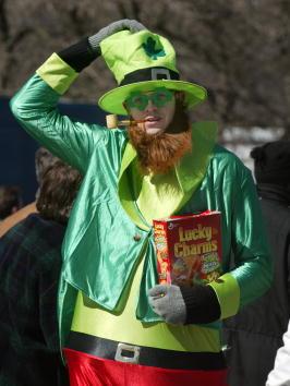 Irish Culture「Chicagos St. Patricks Day Parade」:写真・画像(18)[壁紙.com]