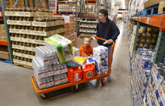 Costco Wholesale Corporation「Costco Profits Rise In Weak Economy」:写真・画像(9)[壁紙.com]