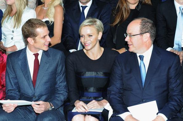 Monaco Royalty「Dior Cruise Collection 2014 - Front Row」:写真・画像(15)[壁紙.com]