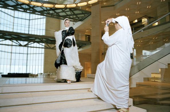 Tom Stoddart Archive「QAT: The Emir Of Qatar」:写真・画像(15)[壁紙.com]
