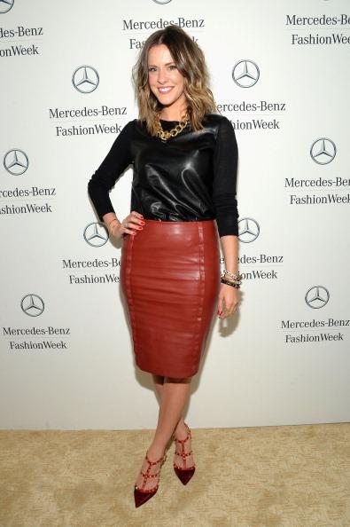 革「Mercedes-Benz Fashion Week Spring 2014 - Official Coverage - People And Atmosphere Day 1」:写真・画像(19)[壁紙.com]